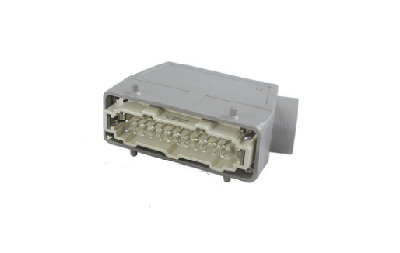 矩形重载连接器