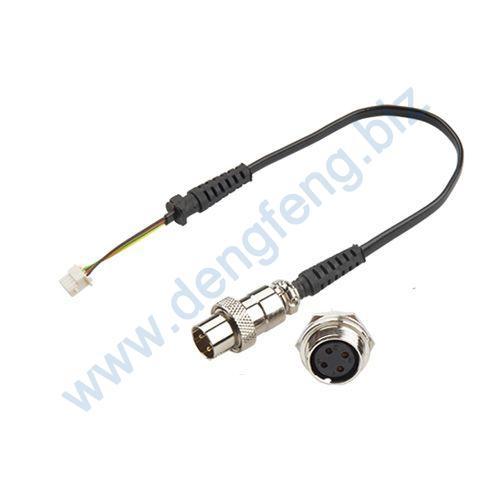 圆形电缆连接器 反装式