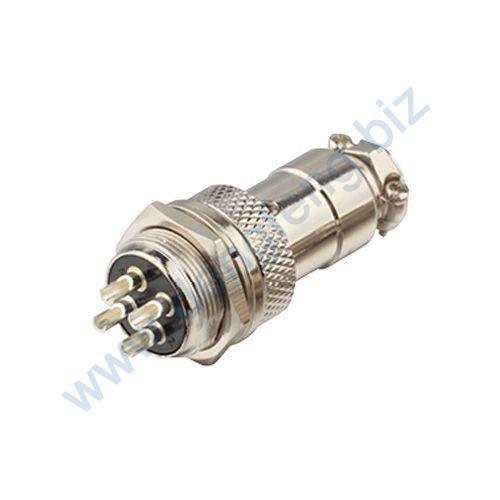 圆形电缆连接器 YL1-16圆形