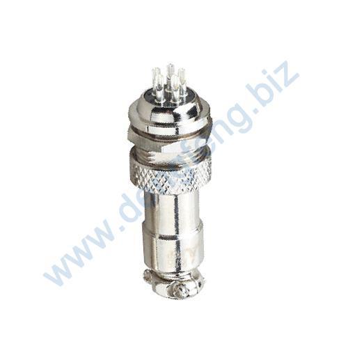 圆形连接器 RS765-12系列(内芯小胶木穿墙式 )2T-7T