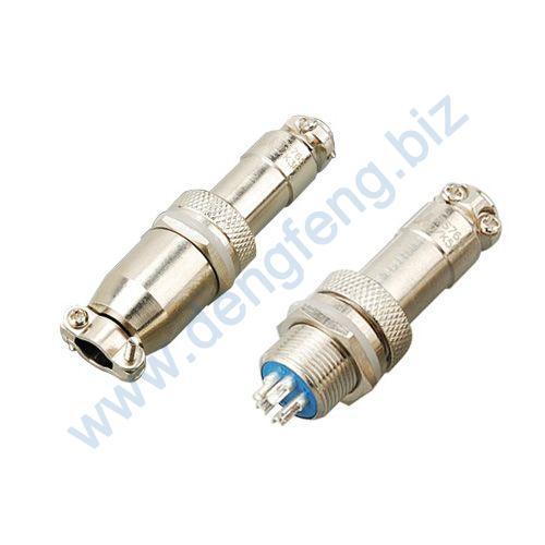 圆形连接器 RS765-12系列(内芯工程塑料)2T-5T
