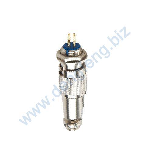 圆形电缆连接器 YS1-14斜扣式2T-7T