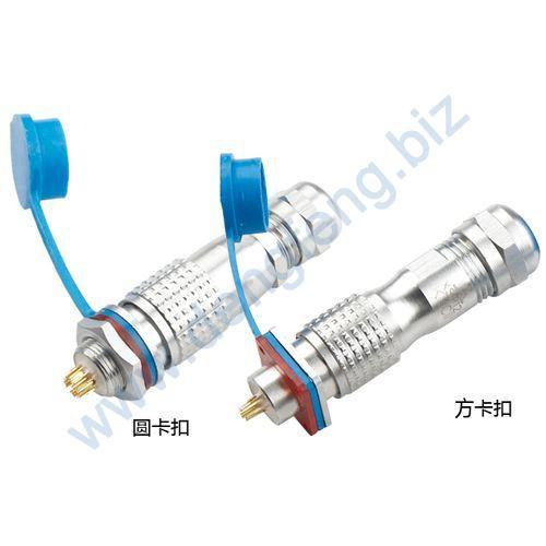 医疗通讯插头插座 XSP12系列2T-7T