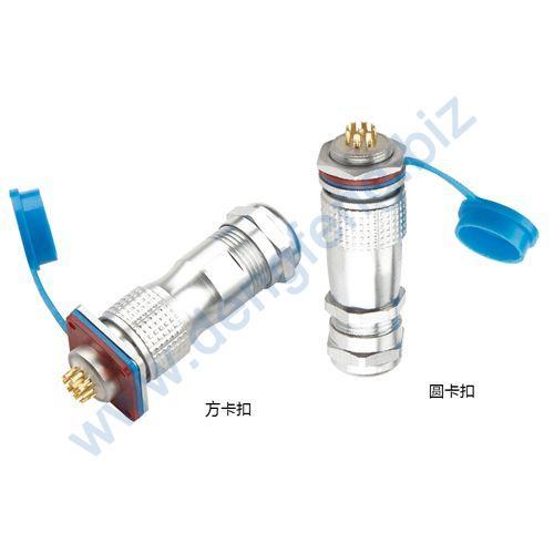 医疗通讯插头插座 XSP18系列2T-14T