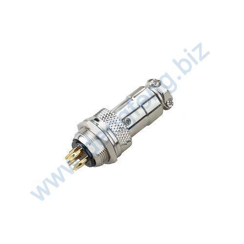 圆形电缆连接器 圆反装式