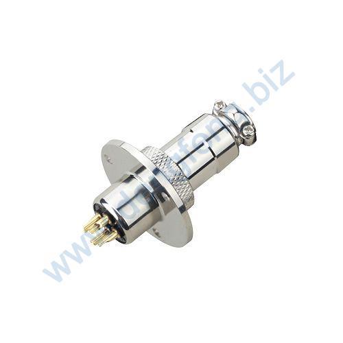 圆形电缆连接器 法兰反装式