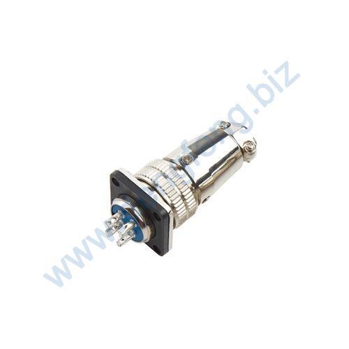 防水插头插座 H17系列(方斜口式)2T-7T