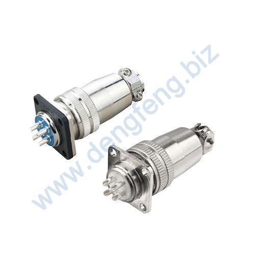 防水插头插座 H17系列(方螺口式)2T-7T