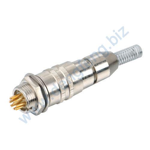 圆形电缆连接器 YS2-14卡扣式2T-9T