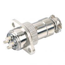 圆形电缆连接器 YL1-16菱形